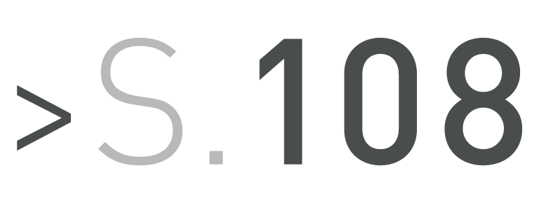 Studio 108 Design Partnership Logo