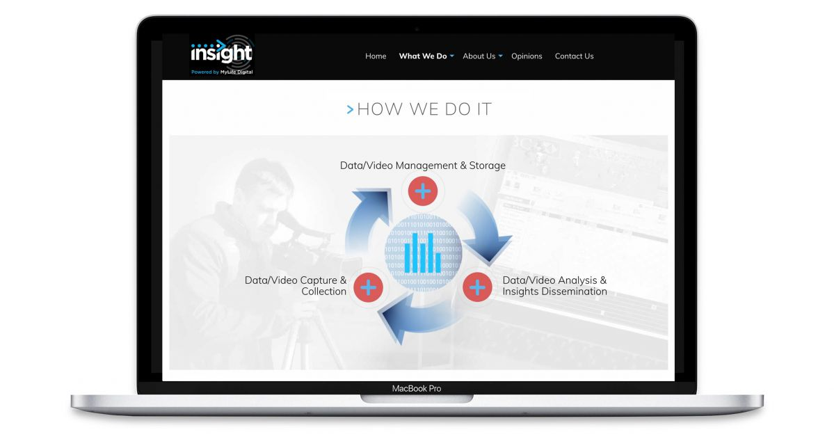 Insight - Sports Analysts - Website HTML5 Interactive Diagram