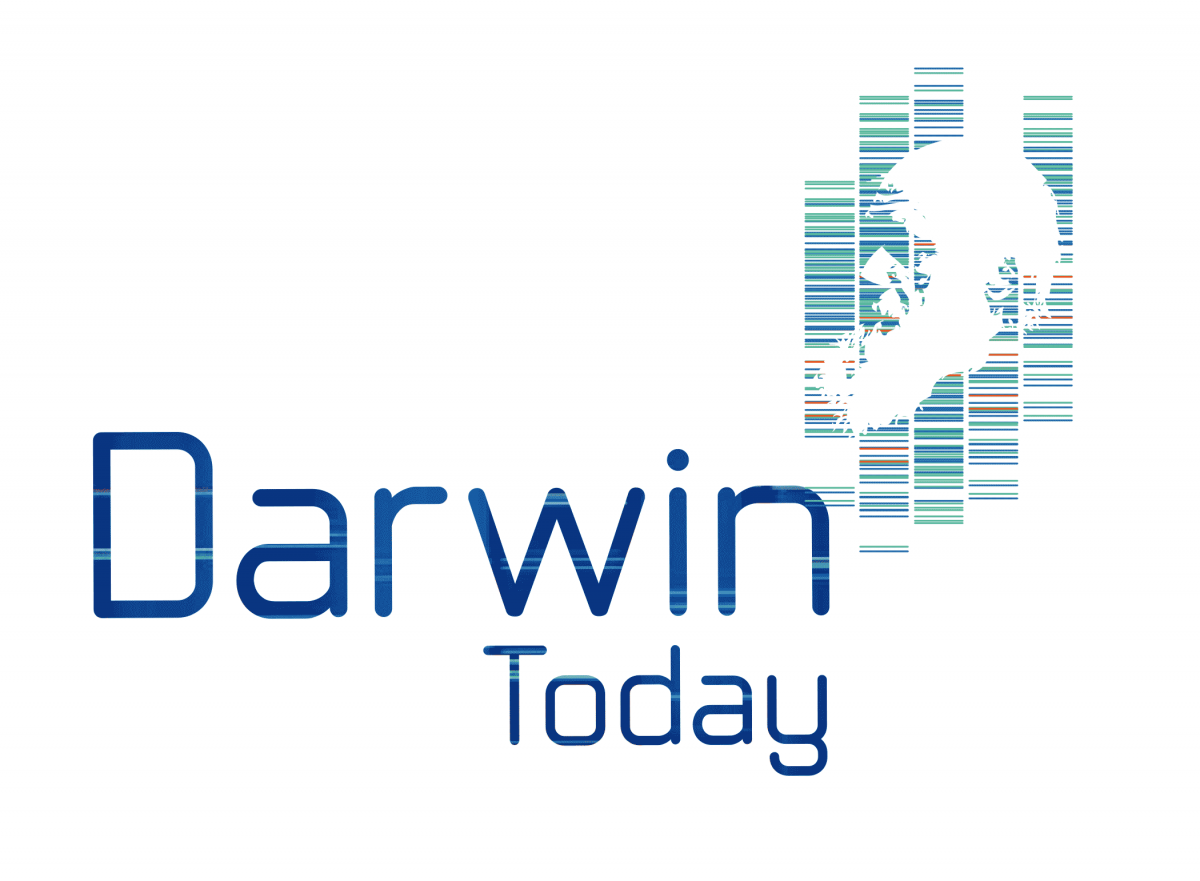 Darwin Today Exhibition Logo