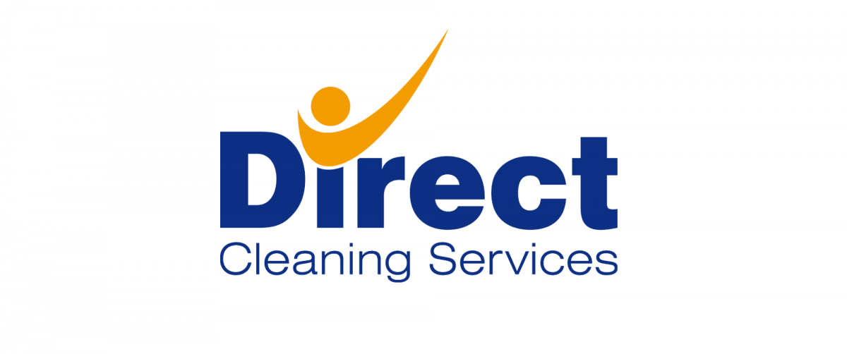Direct Cleaning Services, Corsham, Wiltshire  - Logo Design